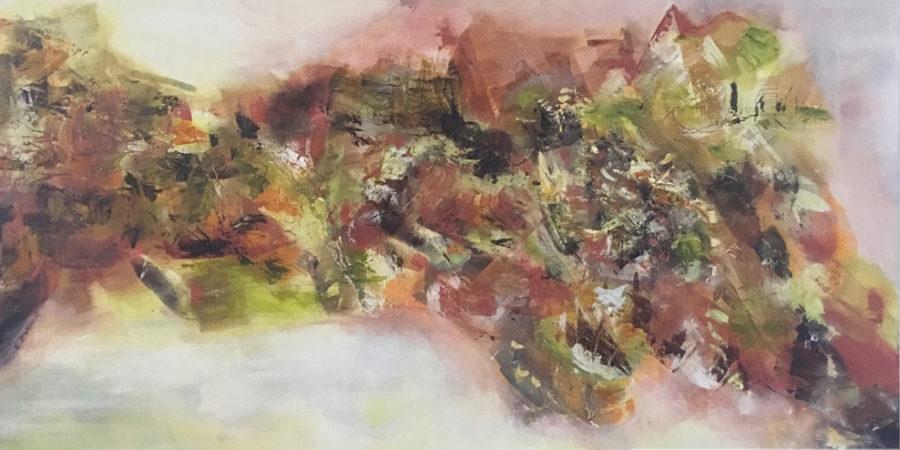 Tina's Art – An Original Poem by Sue Kauth